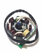 Gy6 8-pole Magneto Stator Coil Atv 125cc 150cc Engine Part Scooter Quad Go Kart