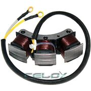 Auxiliary Stator For Mercury Mariner Outboard 25hp 1998 1999-2004