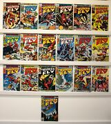 Human Fly Lot Of 19 Comics Vf Or Btr Issue 's 1-19 Straight Run  See Photo