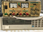 Tenma 72-4045a Triple Output Dc Power Supply 0-24 Vdc @ 0.5 A, 5 Vdc @ 2a Tested