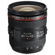 Canon Standard Zoom Lens Ef 24-70mm F4 L Is Usm Full Size From Japan New New