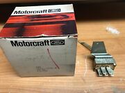 Nos 1969-1970 Ford Mustang Mercury Cougar Integral A/c Blower Switch