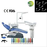 Dental Chair Hard Leather Tj2688-a1 Computer Controlled Unit With Mouth Opener
