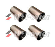 Piston Cylinder Sleeve Liner Semi Finished X4 For Toyota 3b 13b 14b