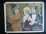 Howard Hawks And039 3rd Film - 1927 The Cradle Snatchers - Silent Comedy Lobby Card