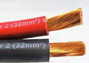 500and039 Ft Excelene 2 Awg Gauge Welding And Battery Cable 250 Red And 250 Black Usa New