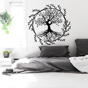 Tree Wall Decals Family Decals Rusric Home Decor Tree Decal Vinyl Stickers Ah139