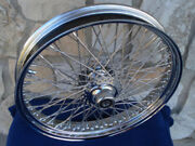 21x3.5 80 Spoke Dna Kcint Front Wheel Harley Deluxe Heritage Fat Boy 2007-up