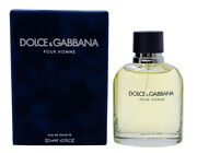 Dolce And Gabbana Pour Homme 4.2 Oz Edt Cologne For Men New In Box