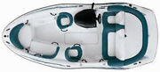 New Custom Seat Covers Upholstery Set For 2000 Sea-doo And03900 Sportster 1800