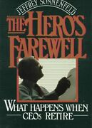 The Heros Farewell What Happens When Ceos Retire