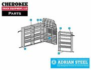 Adrian Steel 5074nh 3-shelving Unit Starter Package Gray Nv High Roof