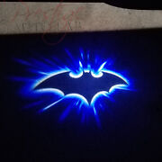 3x Pair Ghost Shadow Batman Style Led Projector Light Door Logo Film Replacement