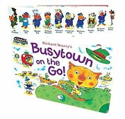 Richard Scarrys Busytown On The Go By Richard Scarry