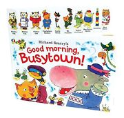 Richard Scarrys Good Morning Busytown By Richard Scarry