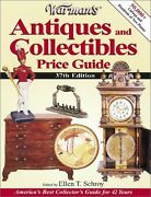 Warmans Antiques And Collectibles Price Guide Wa
