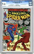 Amazing Spider-man 192 Cgc 9.6 Nm+ White Pgs 5/79 Human Fly And Spencer Smythe Ap