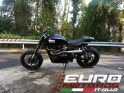 Triumph Bonneville /t100 Thruxton Massmoto Exhaust Full System 2in2 Side-by-side