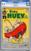 Baby Huey 24 Cgc 9.6 Nm+ Off- White Pages File Copy 6/1960