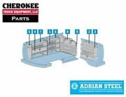 Adrian Steel 2256f General Contractor Package For Ford Long Wheelbase