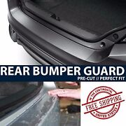 Rear Trunk Paint Protection Clear Bra Film For 2014 Chevy Impala