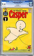 The Friendly Ghost Casper 25 Cgc 9.4 Nm Off - White Pages File Copy 9/60