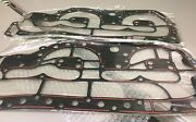 New Mercury Mariner L4 Outboard Gasket Inline 4 27-13461a As Shown Pkg/2
