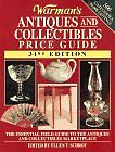 Warmans Antiques Andamp Collectibles Price Guide The