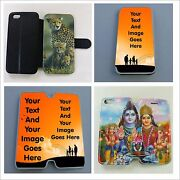Flip Case For Iphone 6 Wholesale Faux Leather Sublimation Fast Free Uk Postage