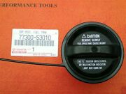 Genuine Toyota Tacoma 2003 Factory Gas Fuel Cap With Tether 7730053010