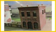 N Scale Rslaserkits 3067 First Bank Building