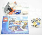 Lego City Coast Guard Surfer Rescue 60011 100 Complete With Instructions