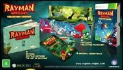 Rayman Origins Collectors Edition Xbox 360 ✓new ✓rare ✓ozi ✓official ✓pal Game
