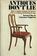 Antiques Dont Lie How To Make Antique Furniture