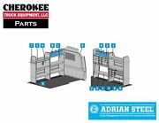 Adrian Steel 5219 General Service Starter Package Gray Transit Connect 120