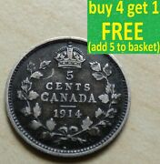 Canada Choose Your Date. Each Coin Has Its Own Pictures