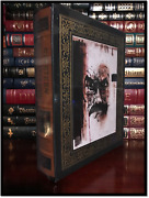 1984 By George Orwell ✎signed✎ New Easton Press Leather Deluxe Limited 1/1200