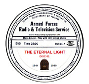 Eternal Light 572 Shows Old Time Radio Mp3 16 Cd's