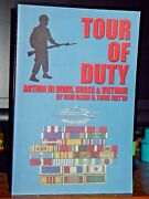 Tour Of Duty Action In Wwii Korea And Vietnam 1943-1973 Purple Heart
