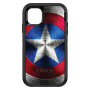 Otterbox Defender For Apple Iphone Pick Model Red White Blue Shield
