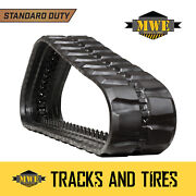 Fits Volvo Mct125c - 18 Mwe Standard Duty Ctl Rubber Track