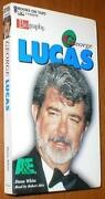 Biography George Lucas By Dana White - Audiobook On 1 Cassette Tape