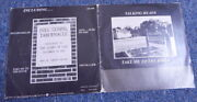 Talking Heads Take Me To The River Double Vinyl Signed By Band David Byrne