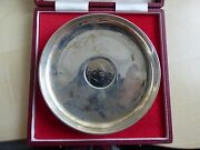 Churchill Plate Crown 1965 Sterling Silver Hallmarked London 1971 Boxed