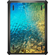 Otterbox Defender For Ipad Pro / Air / Mini - Colorful Rainbow Waterfall