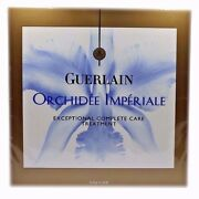 Guerlain Orchidee Imperiale Exceptional Complete Care 4week Treatment 4x15ml Nib