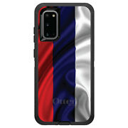 Otterbox Defender For Galaxy S Choose Model Russia Russian Waving Flag