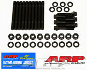 Arp Main Stud Kit For Chevy Small Block V8 4-bolt Main Large Journal Splayed Cap