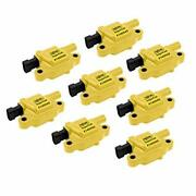 Accel Super Ignition Coil X8 For Holden Chevy Commodore Ls2 Ls3 Ls7 V8