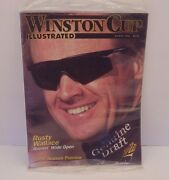 Nascar Winston Cup Illustrated Magazine March 1996 Rusty Wallace Sealed